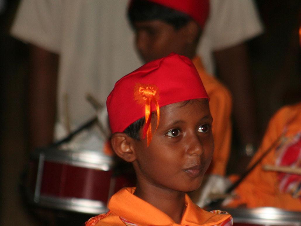 In het Somawathi Home wordt veel aandacht besteed aan sport, cultuur en recreatie.