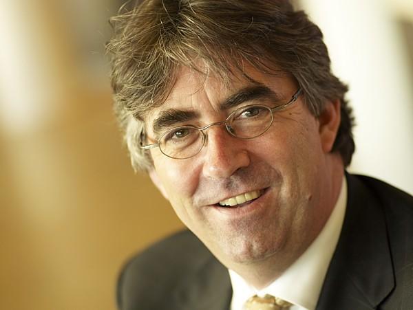De heer Marcel de Rooij - Voorzitter